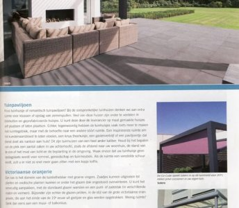 Alles over tuinen-serres-zwembaden Editie 2 – 2011