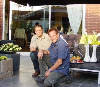 Rob Verlinden Tuinadvies met Jo van Keulen Solero